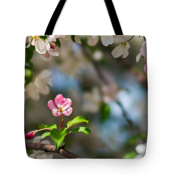 Pure Beauty - Featured 3 Tote Bag by Alexander Senin