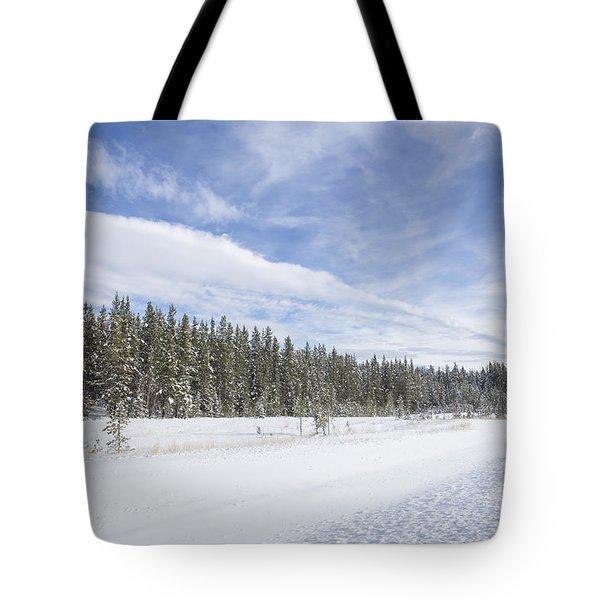 Pure Delight Tote Bag