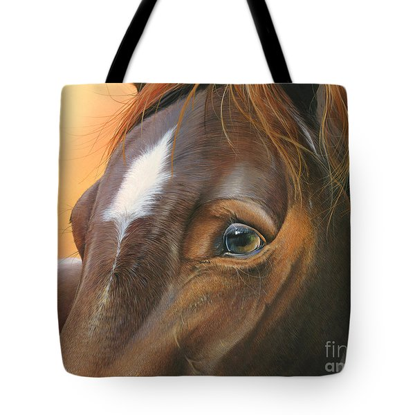 Pure Grace Tote Bag