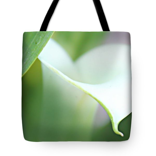 Pure Heart Tote Bag by Kume Bryant