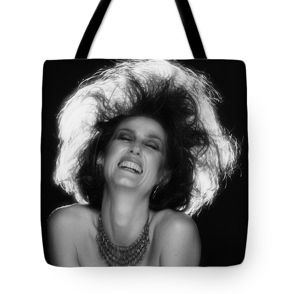 Tote Bag featuring the photograph Pure Joy by Mark Greenberg