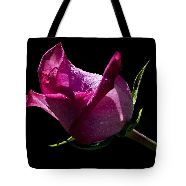 Tote Bag featuring the photograph Pure Pink by Doug Norkum
