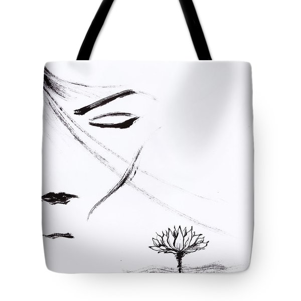 Purity Tote Bag by Len YewHeng
