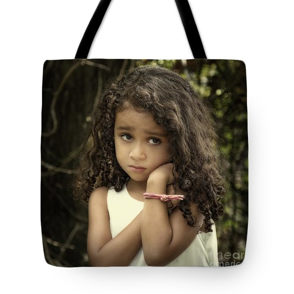 Purity Of Sadness Tote Bag