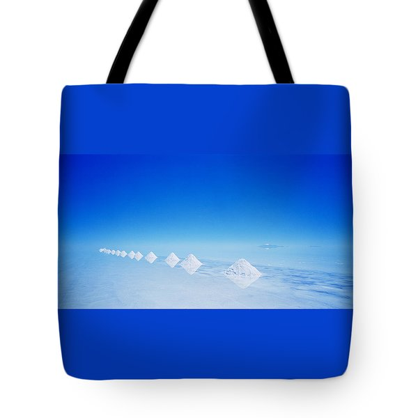 Purity Tote Bag by Shaun Higson