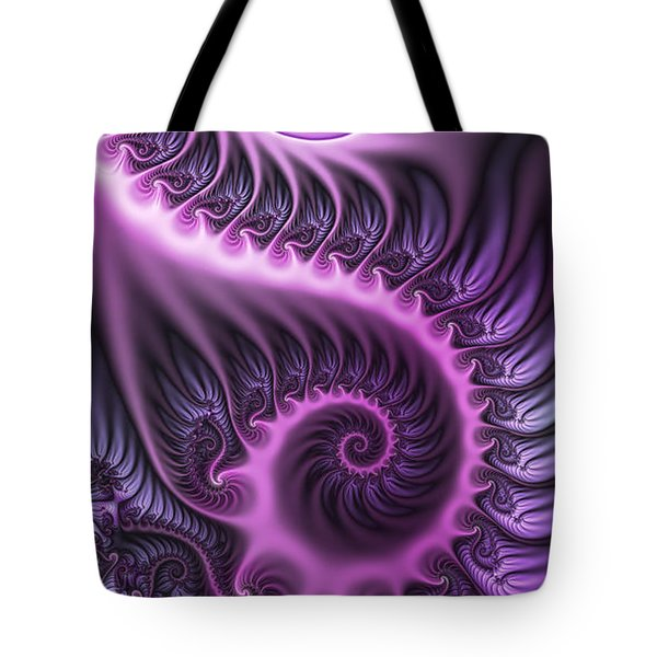 Purple And Friends Tote Bag