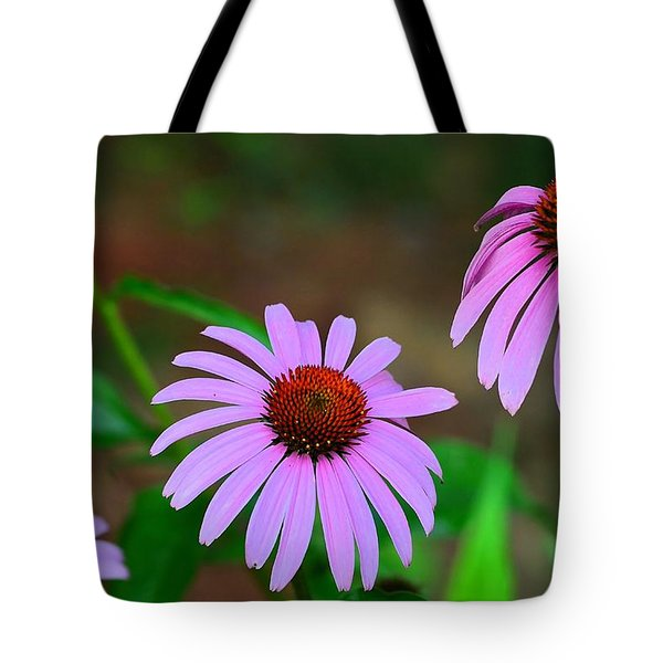 Purple Coneflower - Echinacea Tote Bag
