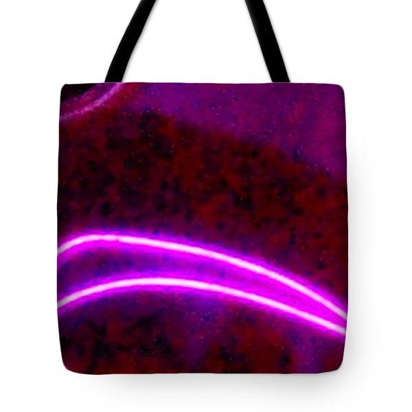 Purple Drifter Near Vega Tote Bag