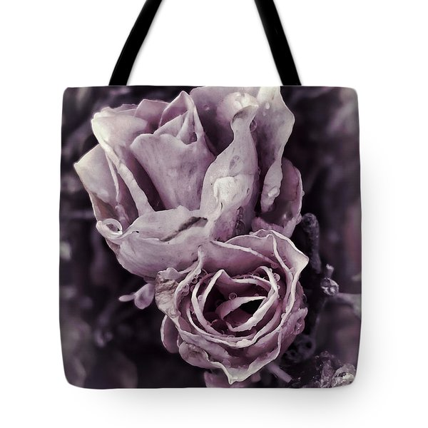 Purple Elegance Tote Bag