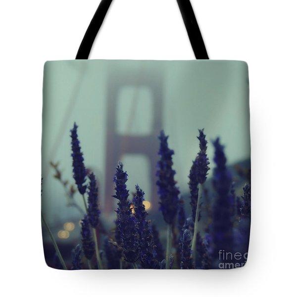 Purple Haze Daze Tote Bag