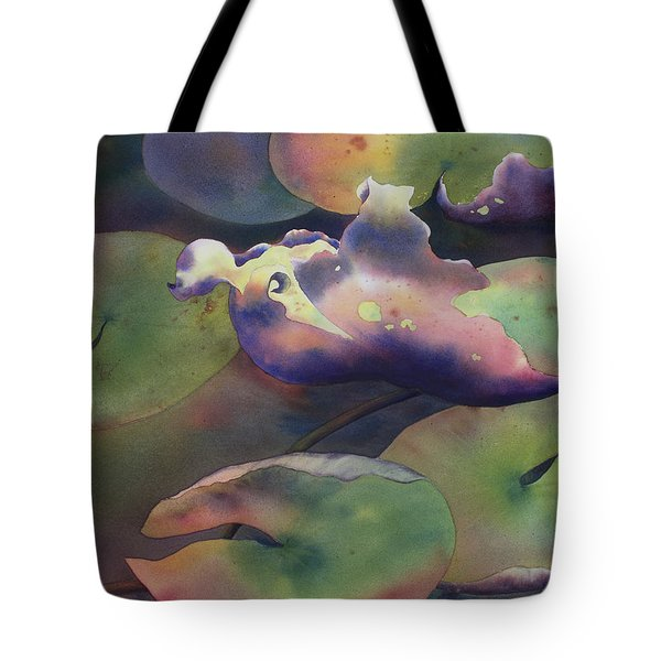 Purple Linings II Tote Bag