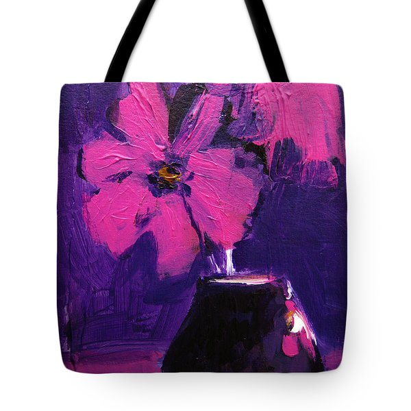 Purple Madness Tote Bag