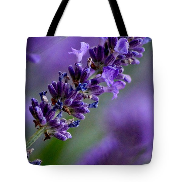 Purple Nature - Lavender Lavandula Tote Bag