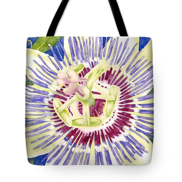 Purple Passion Tote Bag