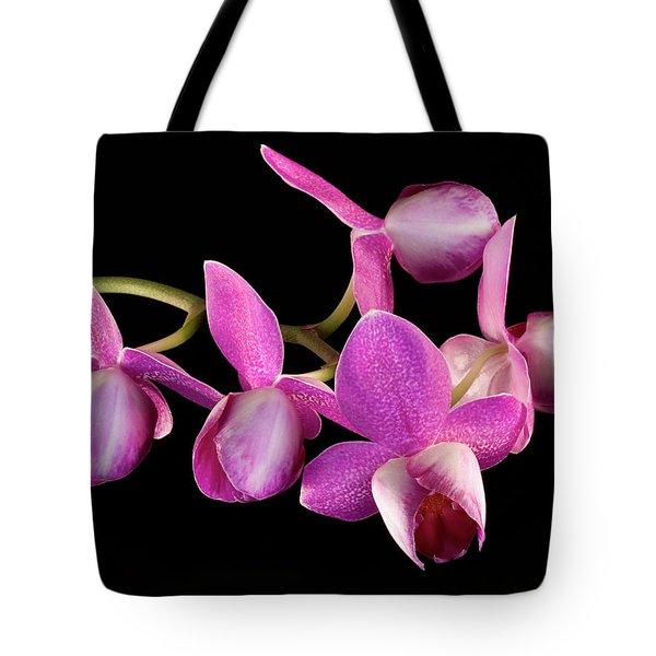 Purple Phal Tote Bag