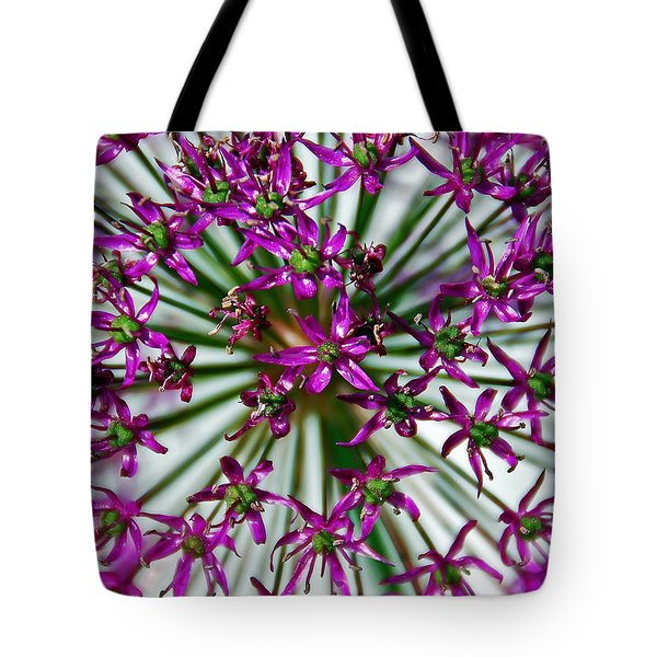 Purple Starlight Tote Bag by Aimee L Maher Photography and Art Visit ALMGallerydotcom