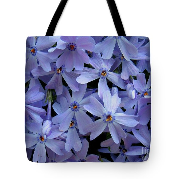Purple Sunshine Tote Bag by Patti Whitten