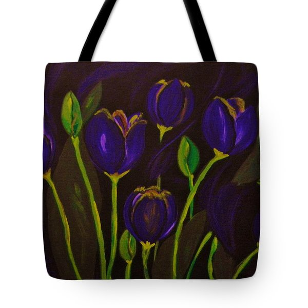 Purpleluscious Tote Bag