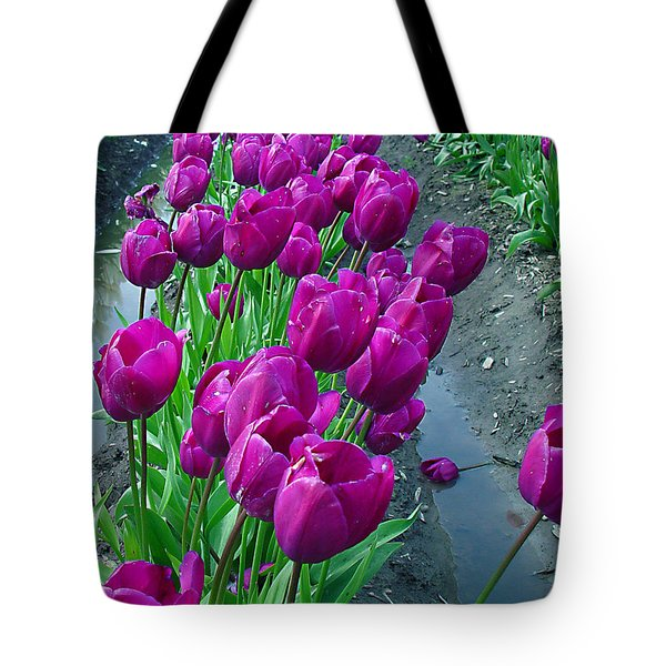 Purplepassion Tote Bag