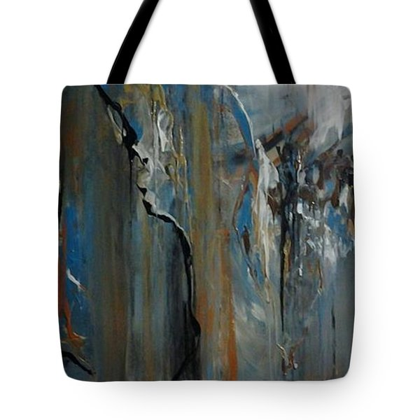 Pursuing Destiny Tote Bag by Kelly Turner