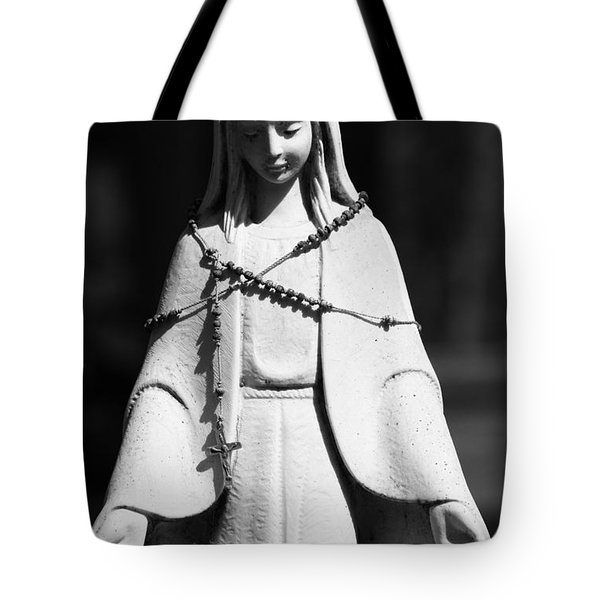 Put My Life In Your Hands  Tote Bag by Jerry Cordeiro