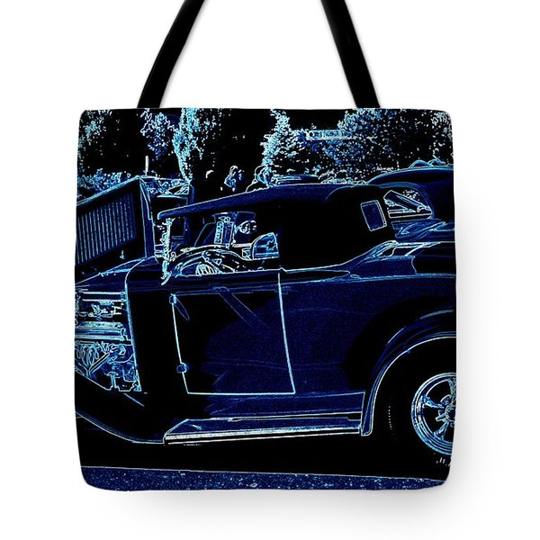 Put The Top Down Tote Bag by Bobbee Rickard