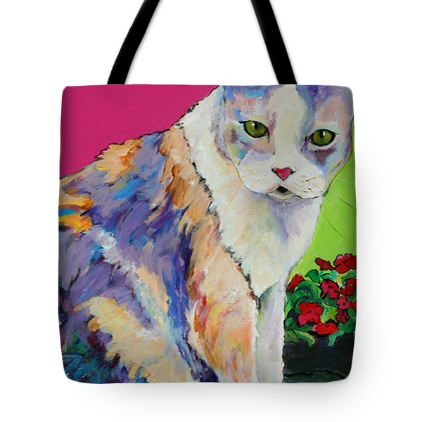 Puurl Tote Bag by Pat Saunders-White