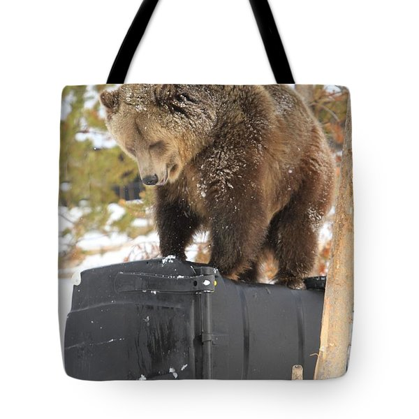 Puzzler Tote Bag by Adam Jewell