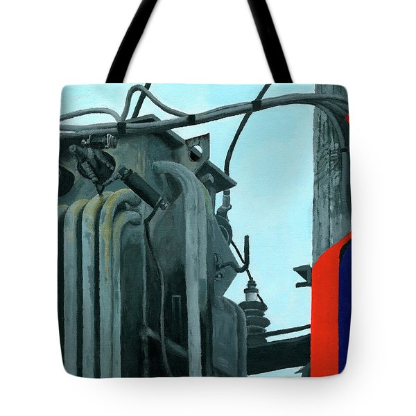 Pylon Tote Bag