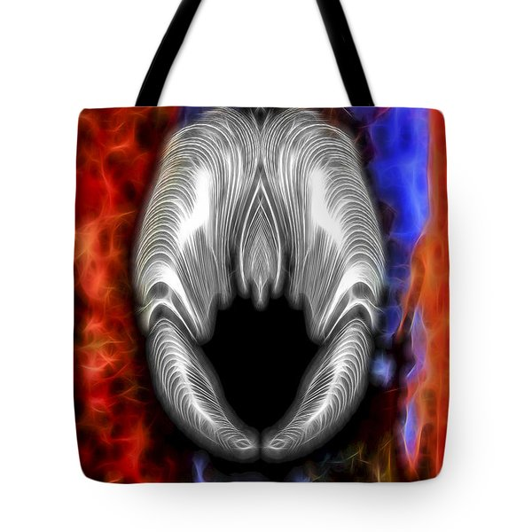 Tote Bag featuring the photograph Q by Theodore Jones