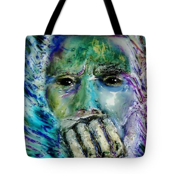 Quadro Inverso Tote Bag by Bob Money