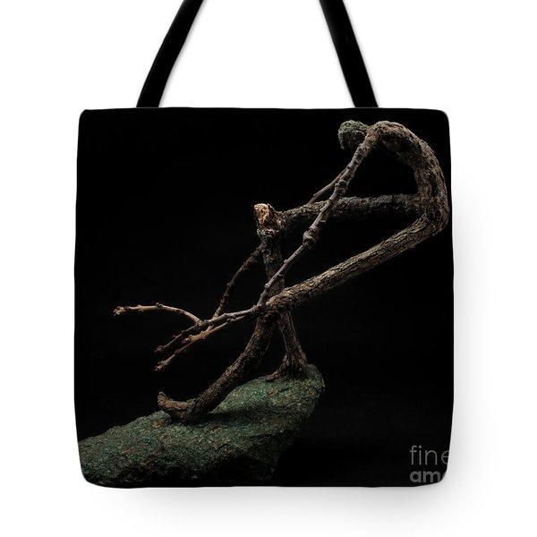 Quake Tote Bag by Adam Long