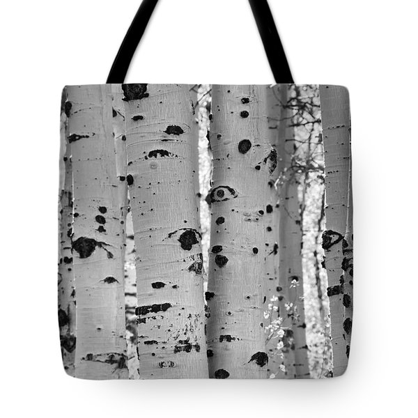 Quaking Aspen Zion National Park Tote Bag