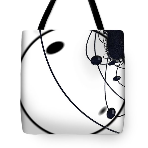 Quantum Dust By Jammer Tote Bag by First Star Art