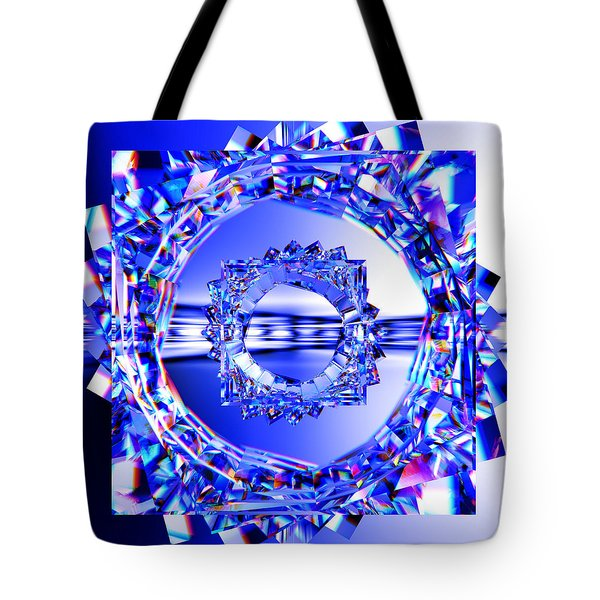 Quantum Light Tote Bag