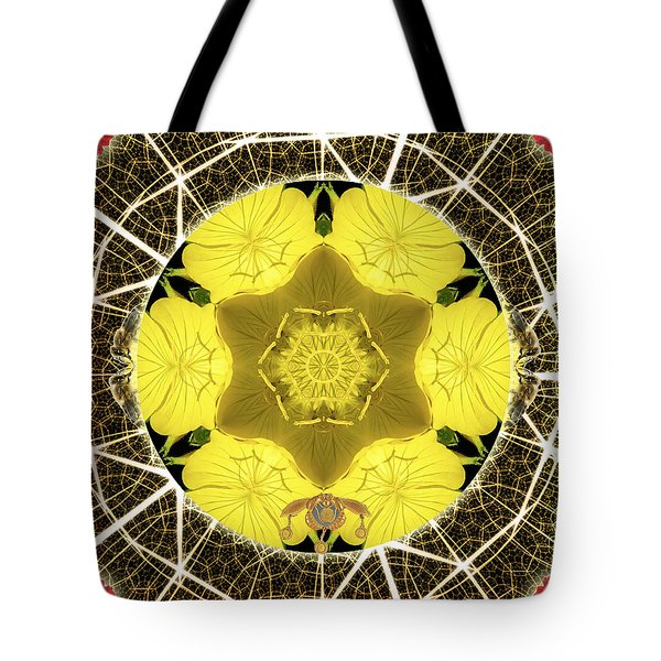 Queen Bee-nectar Of Life Tote Bag