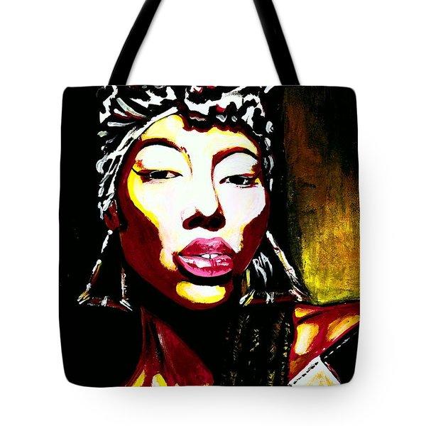 Queen Of Kings Tote Bag