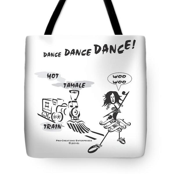 Queen Of Scream Tote Bag by Maria Watt
