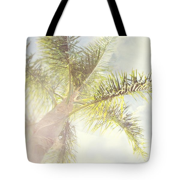 Queen Palm Tote Bag