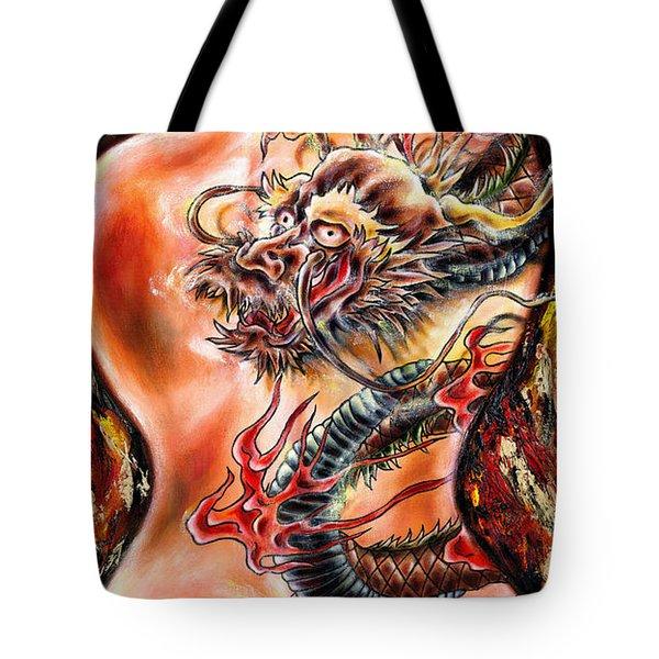 Queer Fruit Tote Bag