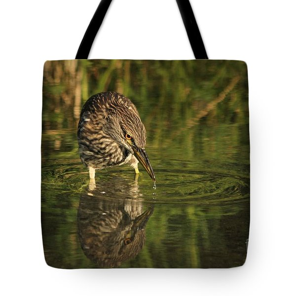 Quench Tote Bag by Heather King