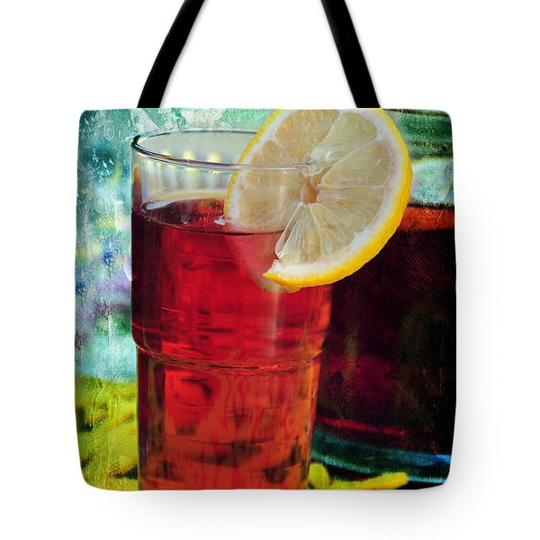 Quench My Thirst Tote Bag