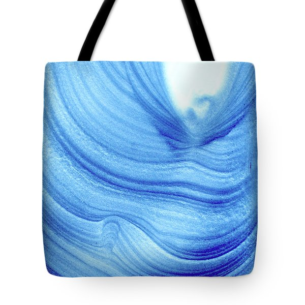 Query Blue 2 Tote Bag