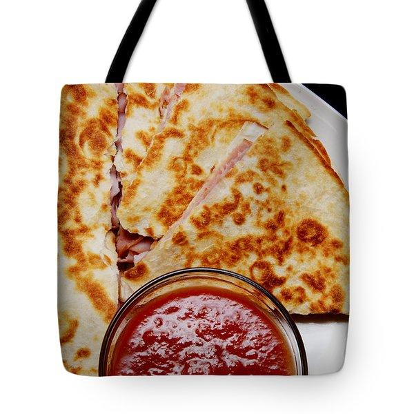 Quesadilla Tote Bag by Andee Design