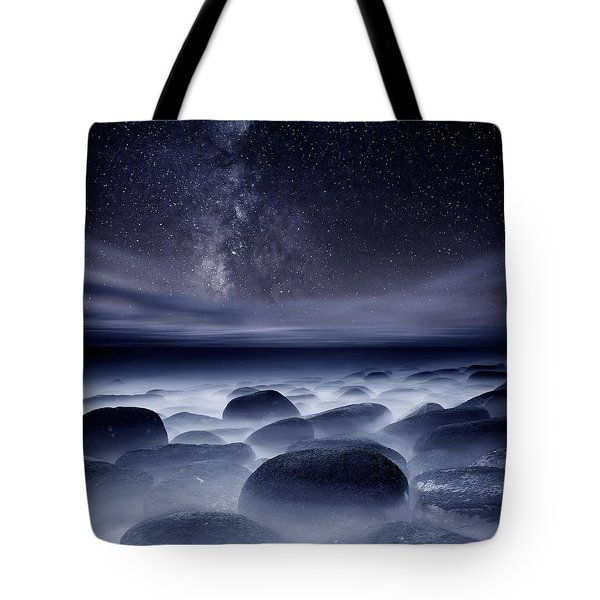 Quest For The Unknown Tote Bag