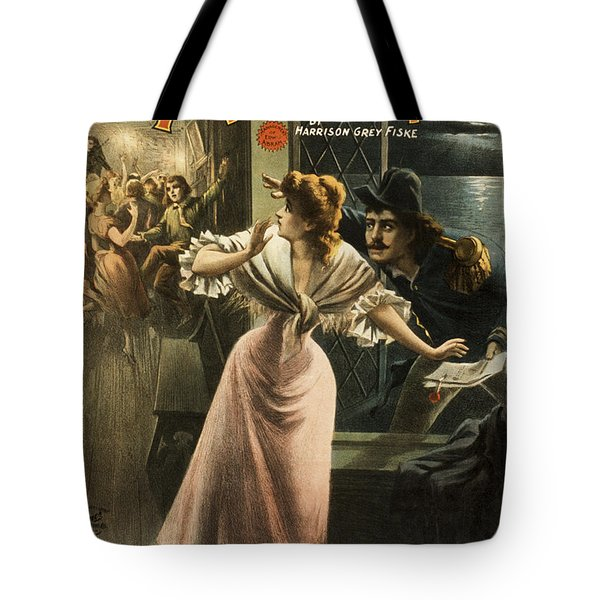 Quick Here Is The Paper Tote Bag by Aged Pixel