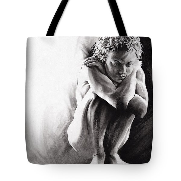Quiescent II Tote Bag by Paul Davenport