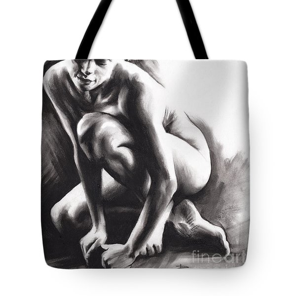 Quiescent  Tote Bag by Paul Davenport