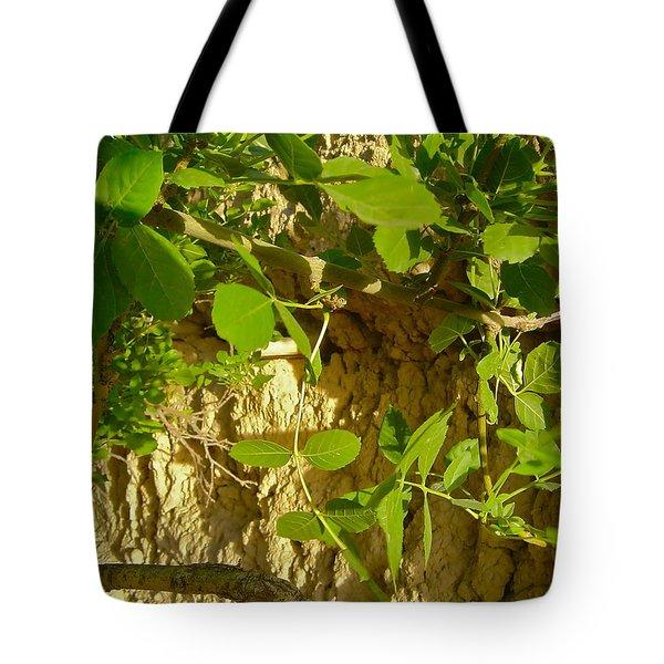 Quiet Tote Bag by Floria Varnoos