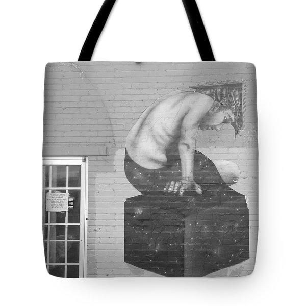 Quiet Please  Tote Bag